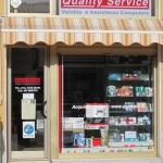 QUALITY SERVICE - Vista esterna